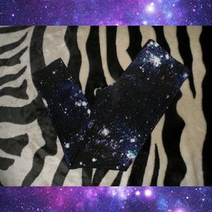Galaxy Leggings Pink Republic